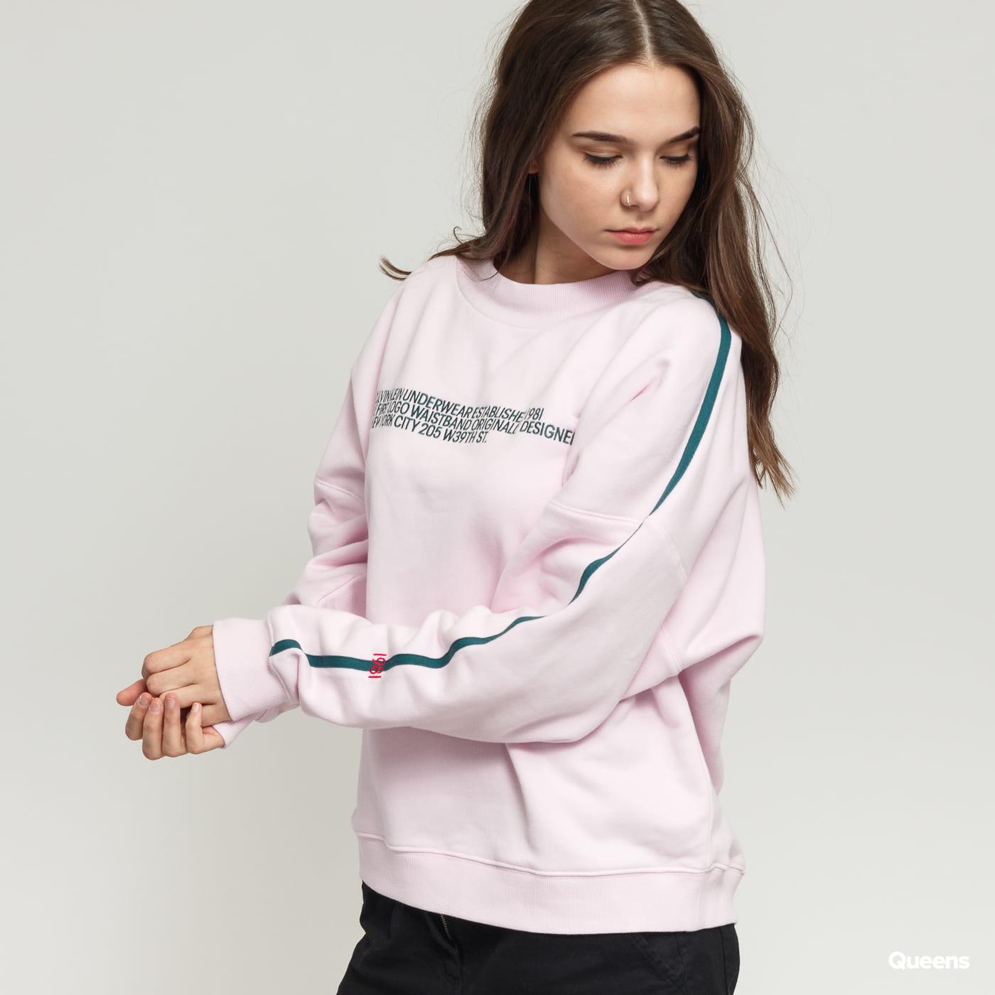 fdad9331fa Dámska mikina Calvin Klein LS Sweatshirt (QS6187E-AUY)– Queens 💚