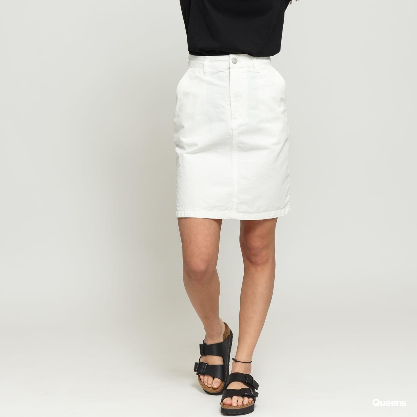 Carhartt WIP W Armanda Skirt white