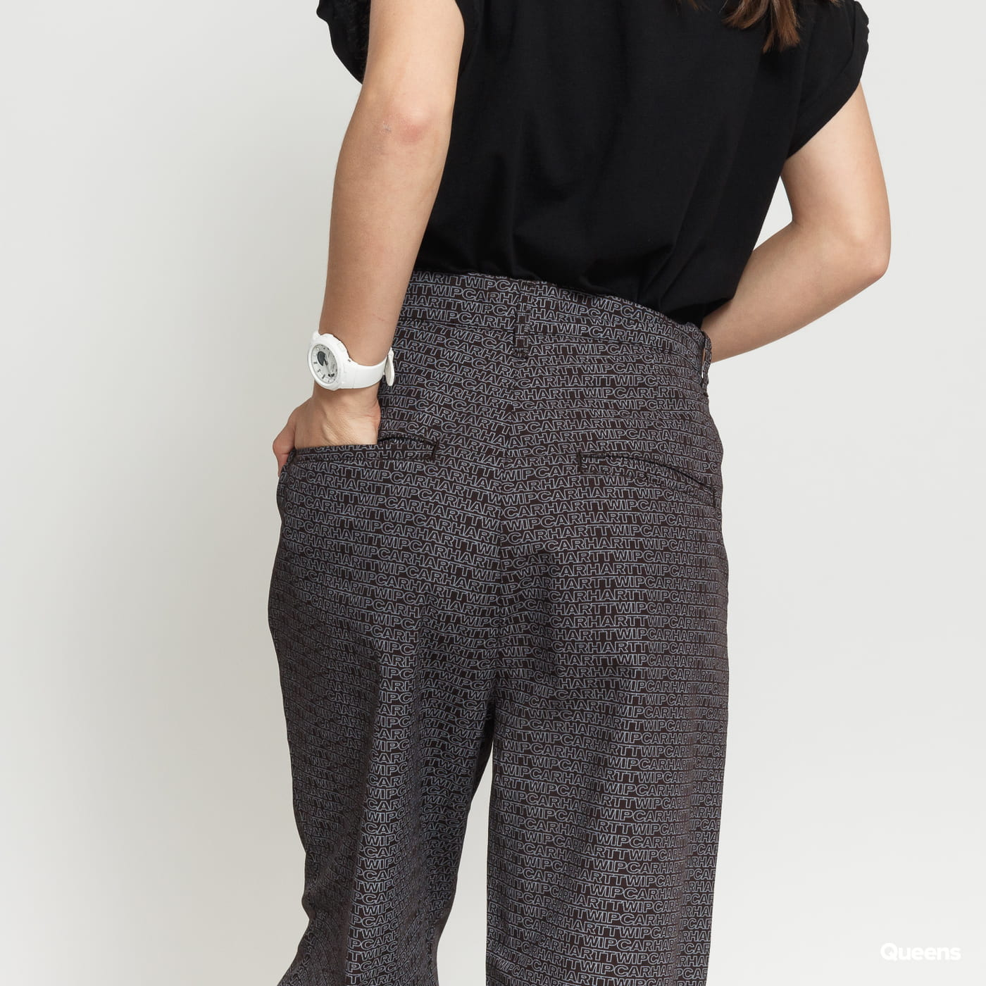 Carhartt WIP W Cardony Pant black / white