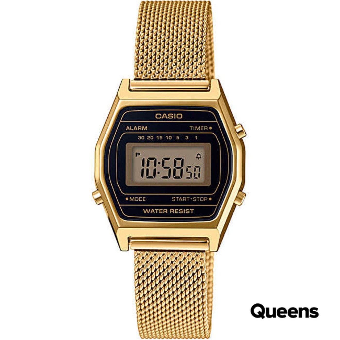 Casio LA 690WEMY-1EF gold