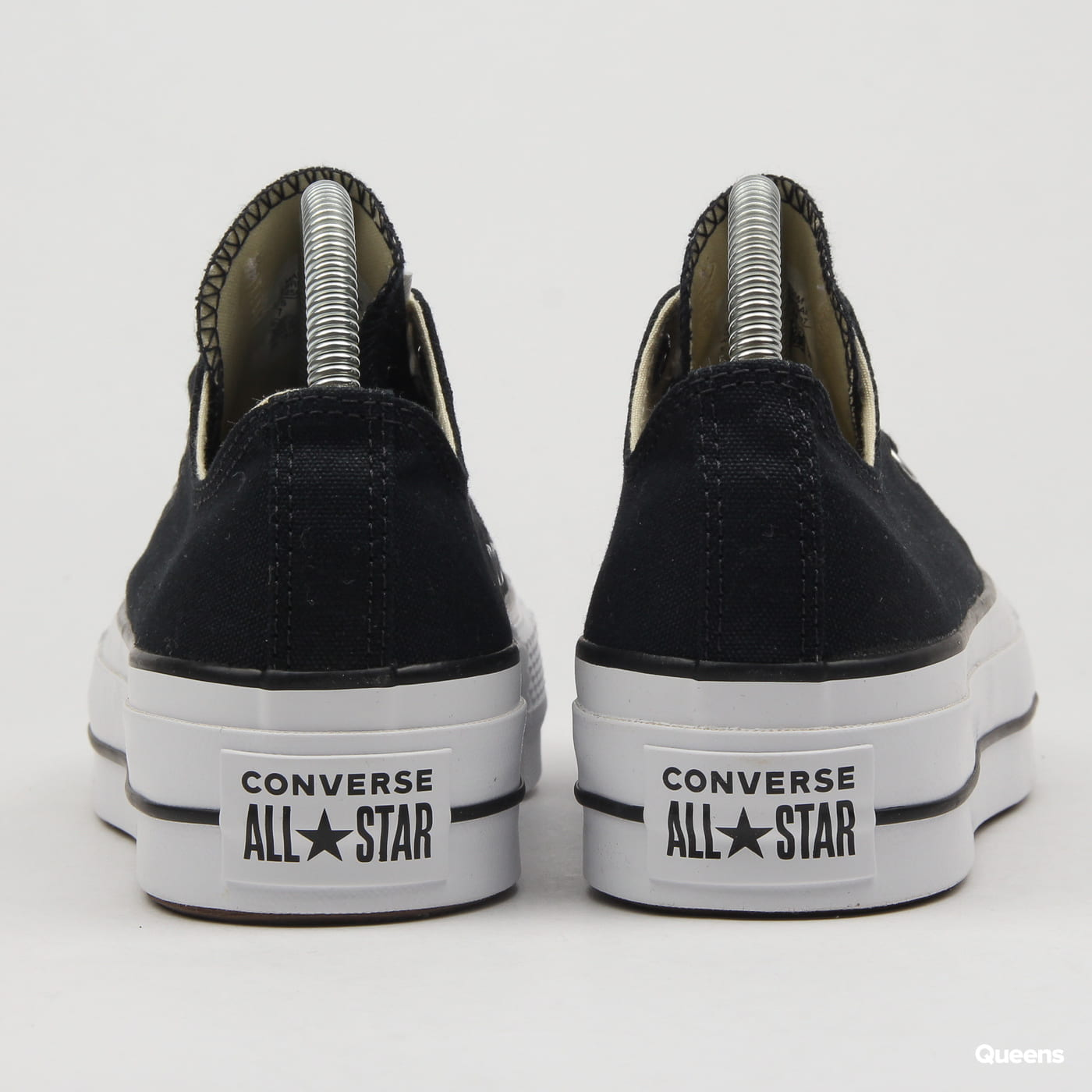 Converse Chuck Taylor All Star Lift OX black / white / white