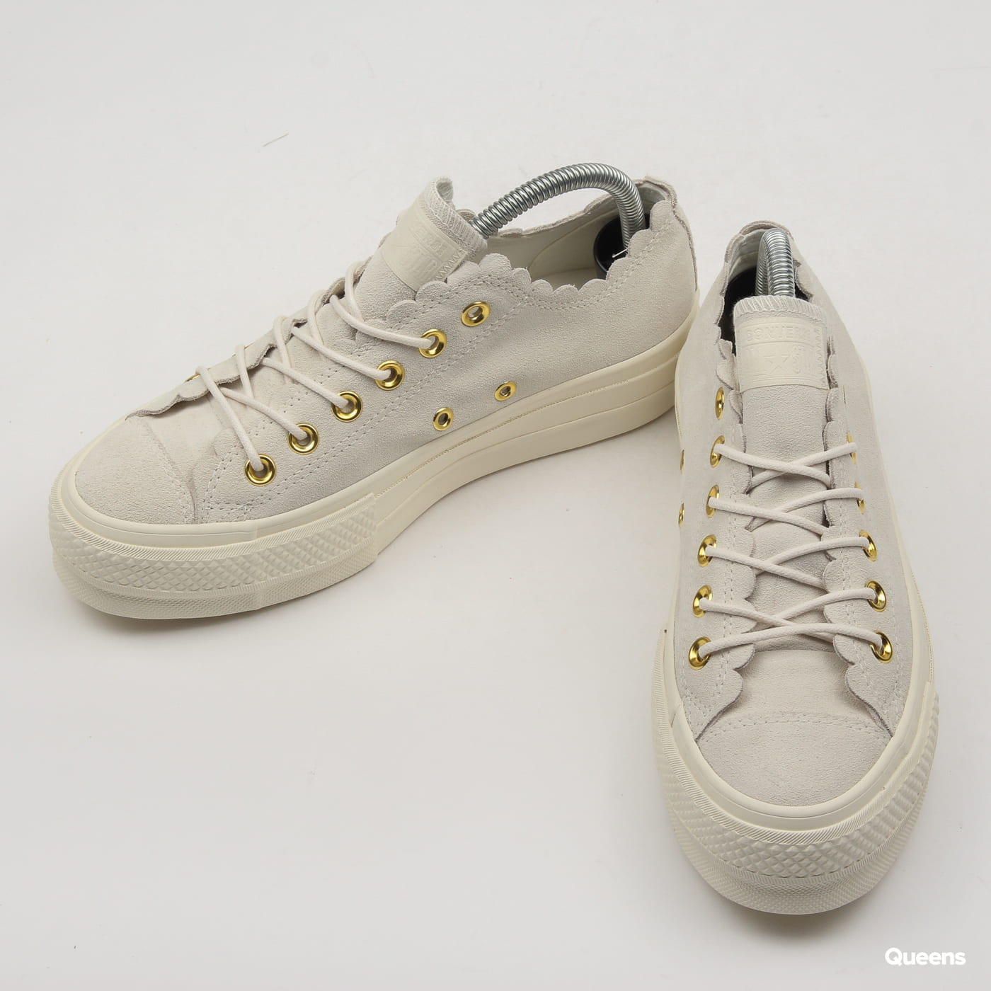 Converse Chuck Taylor All Star Lift OX egret / gold / egret