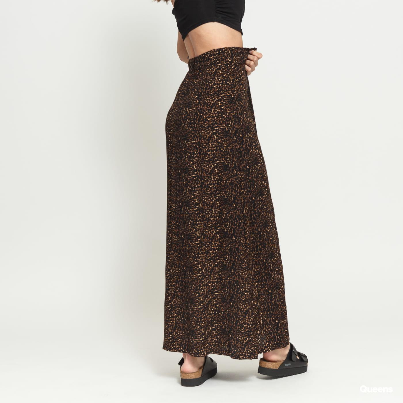 EDITED Harlee Skirt schwarz / braun / beige