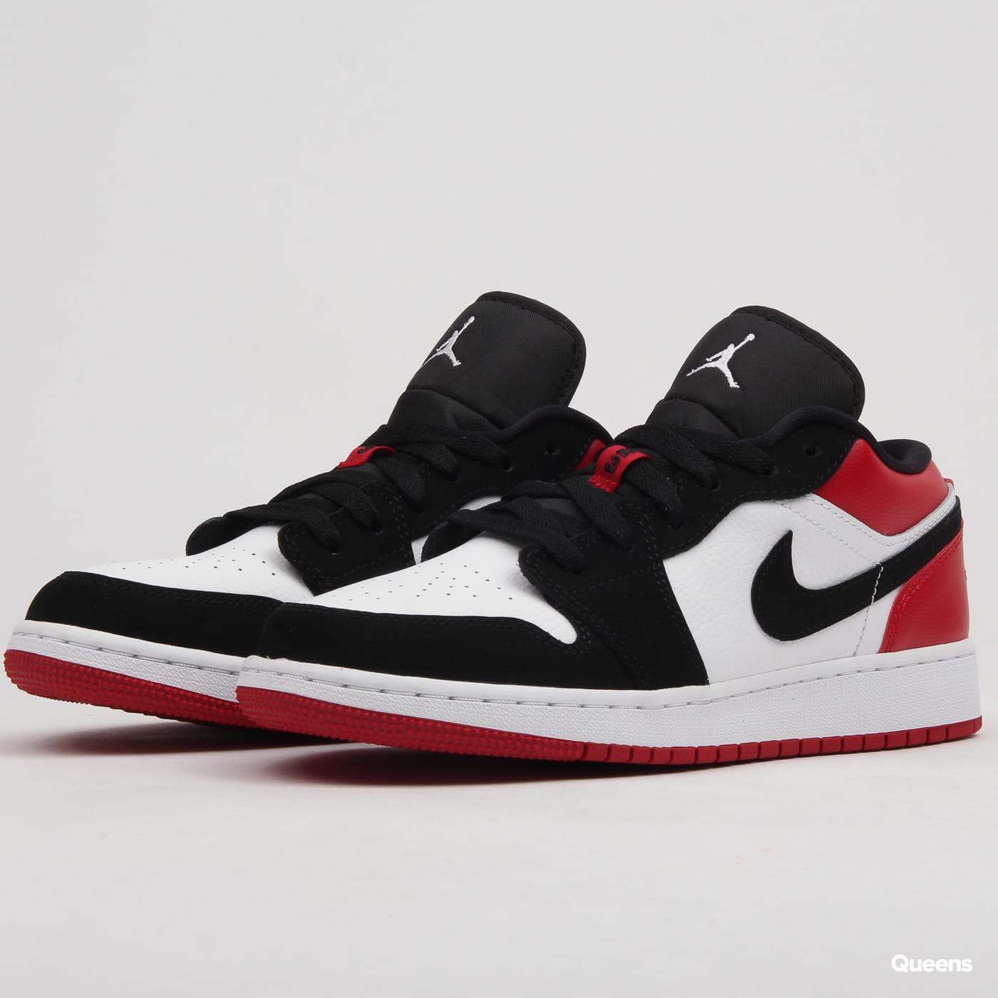 sports shoes 9cca5 b1b8c Sneakers Jordan Air Jordan 1 Low (553558-116)– Queens 💚