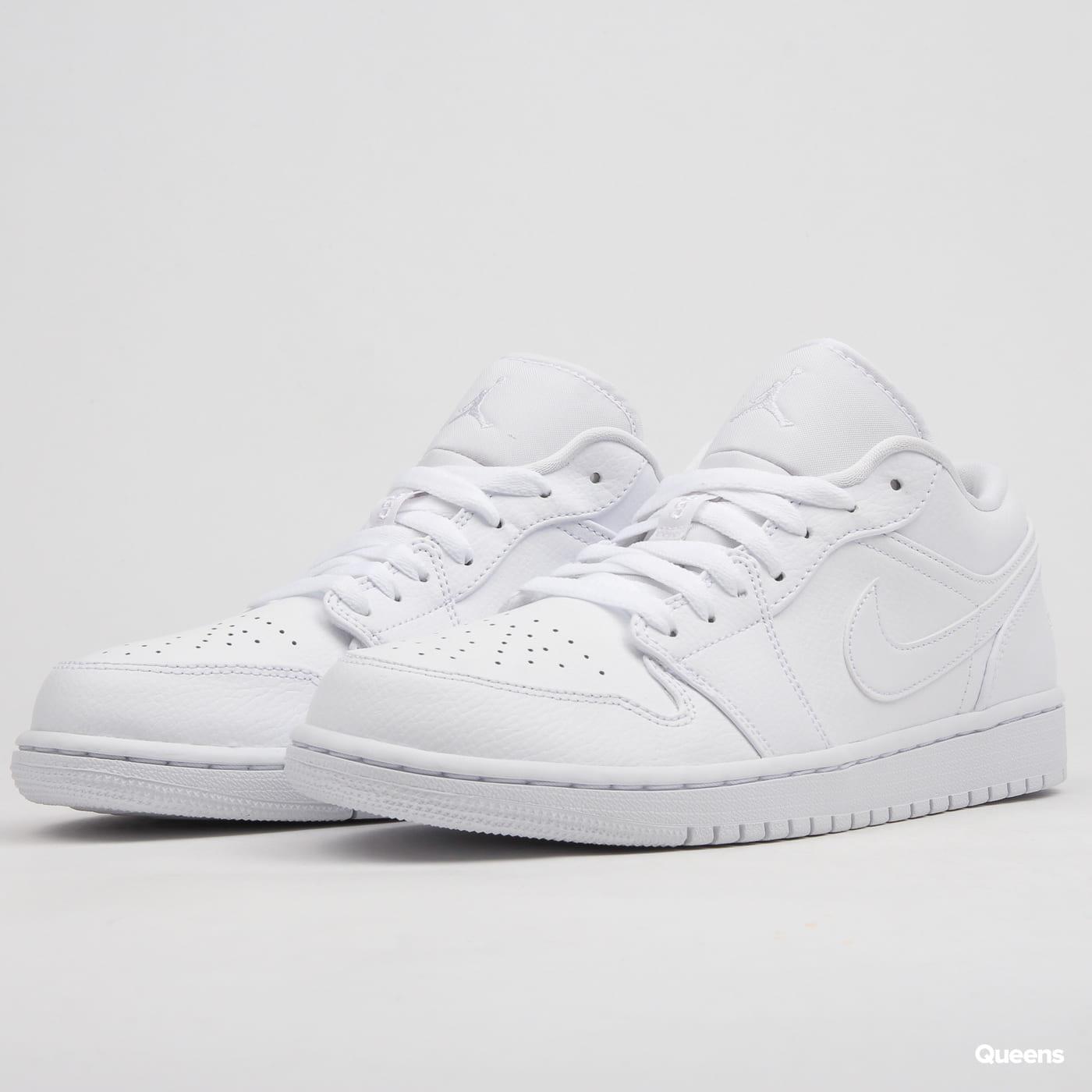 online store ddaa1 49b6f Jordan Air Jordan 1 Low white / white - white