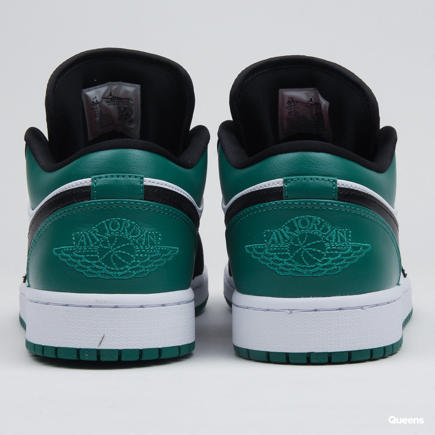 74051019fb5f64 Zoom in Zoom in Zoom in Zoom in Zoom in. Jordan Air Jordan 1 Low white    black - mystic green