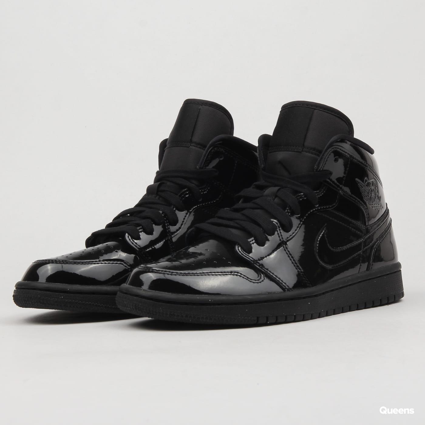 online store ca4f3 b9967 Jordan WMNS Air Jordan 1 Mid black / black - black