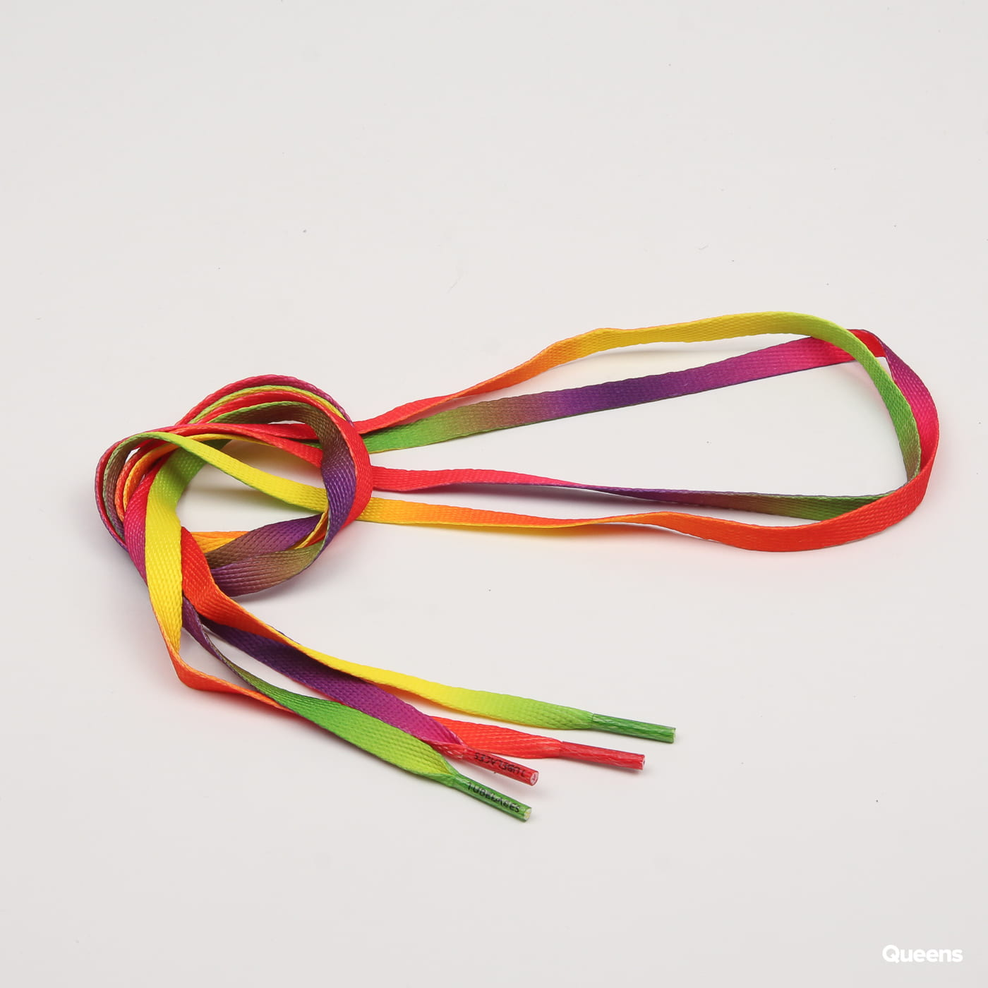 MD Tube Laces 120 multicolor