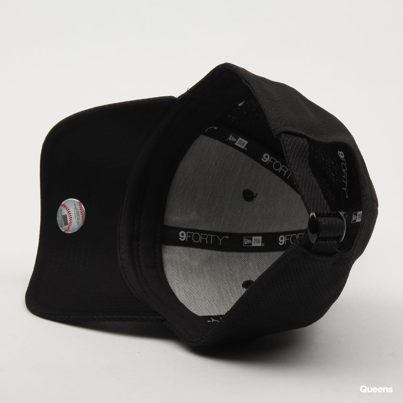 New Era 940 MLB Diamond Era NY black