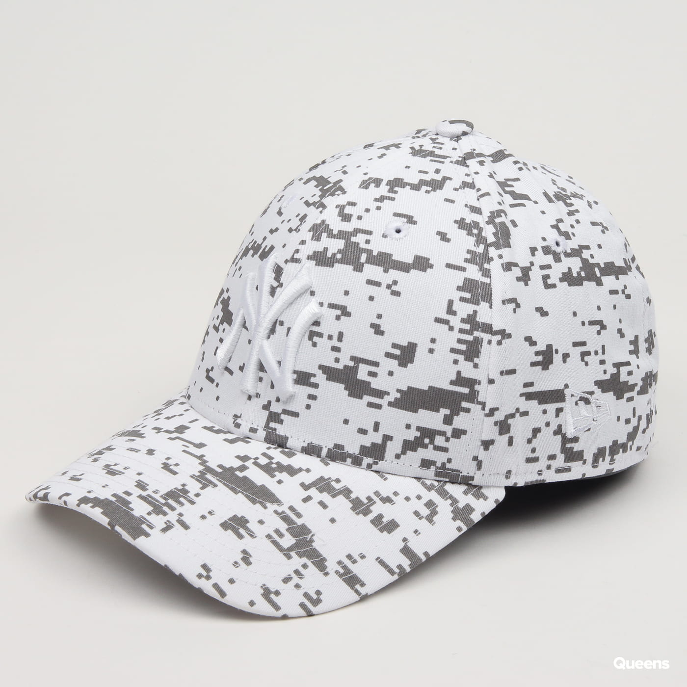 New Era Reflective Digi STR NY weiß / grau