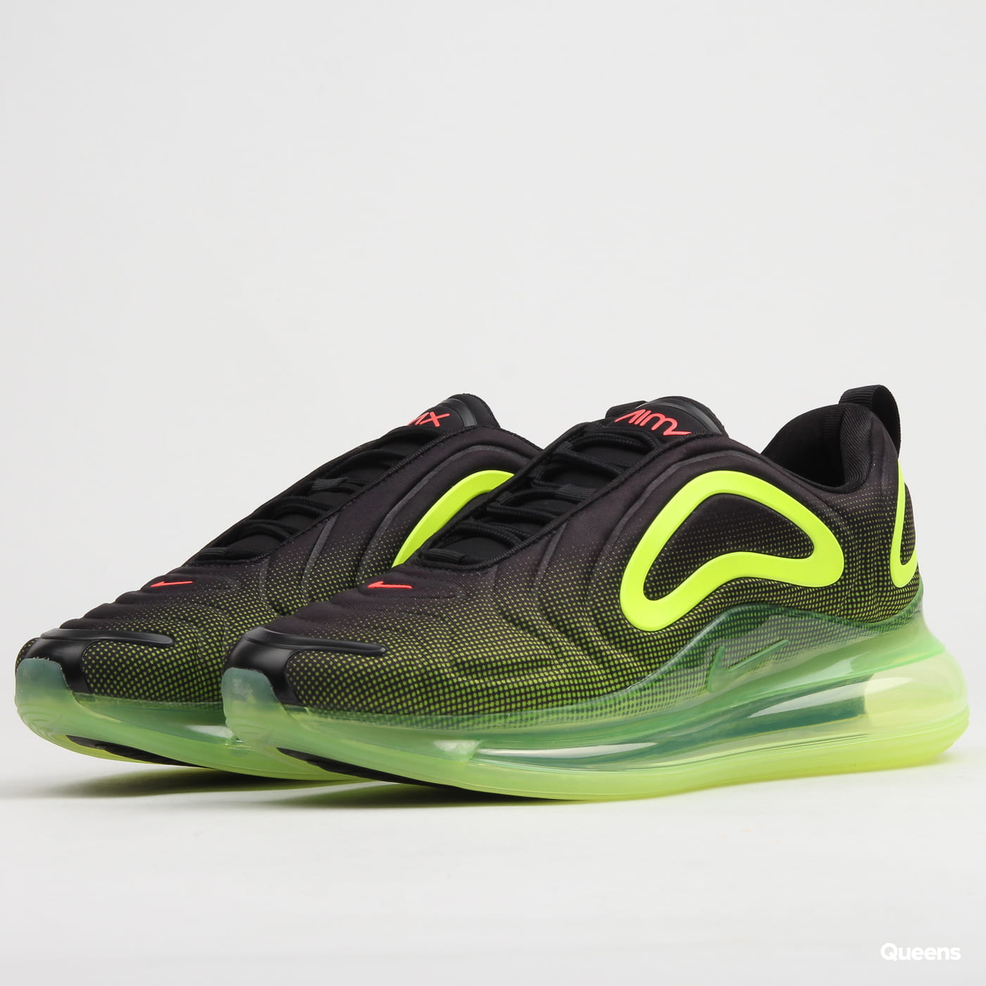 ccd17023a5 Sneakers Nike Air Max 720 black / bright crimson - volt (AO2924-008) –  Queens 💚