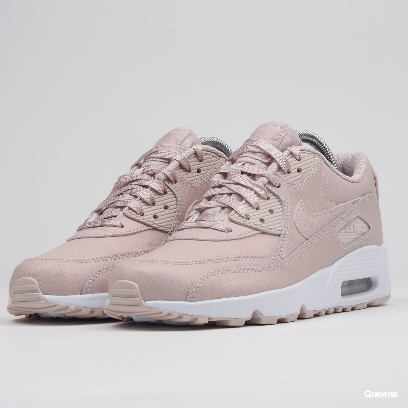 nike air max 90 leather beige