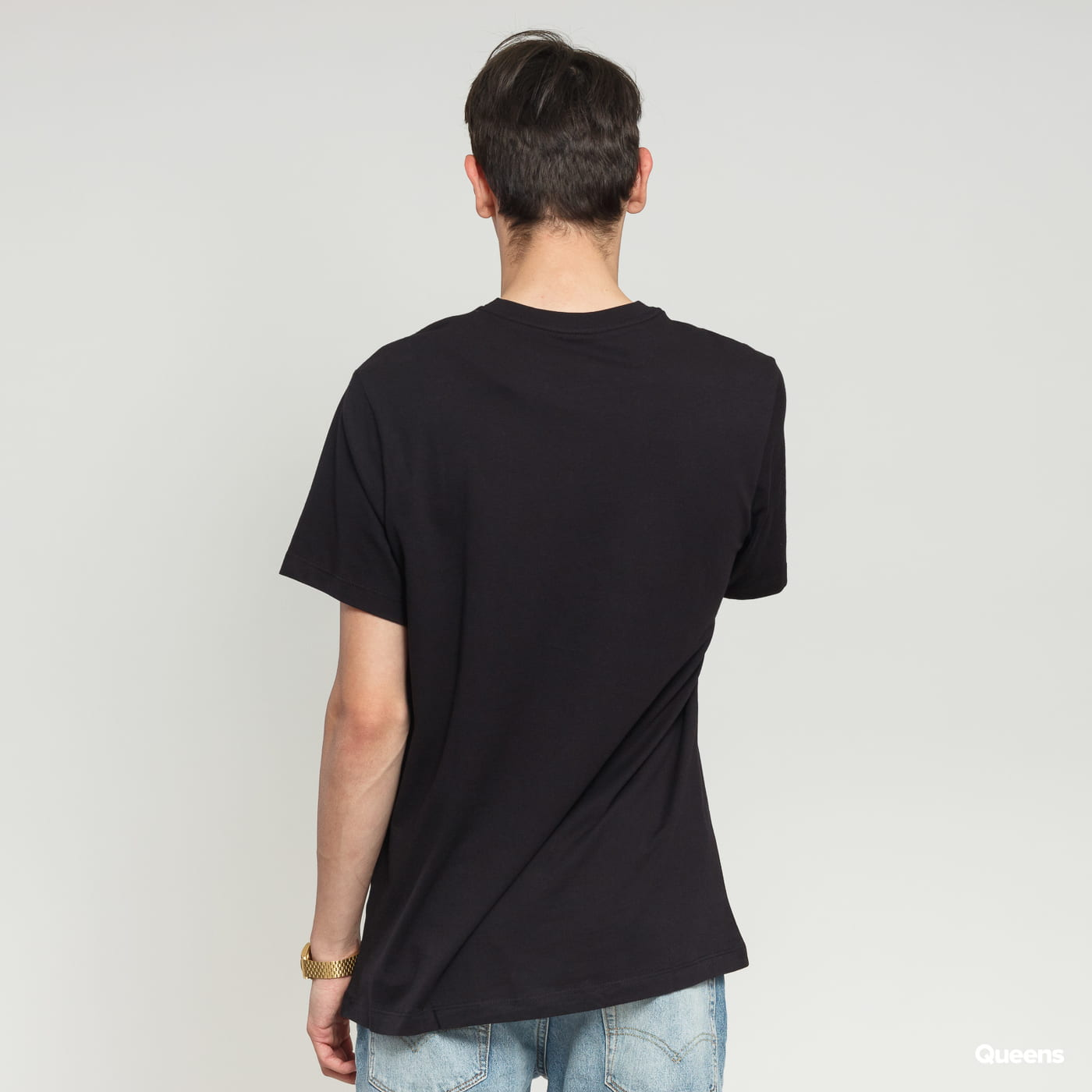 Nike M NSW Tee Icon Futura black