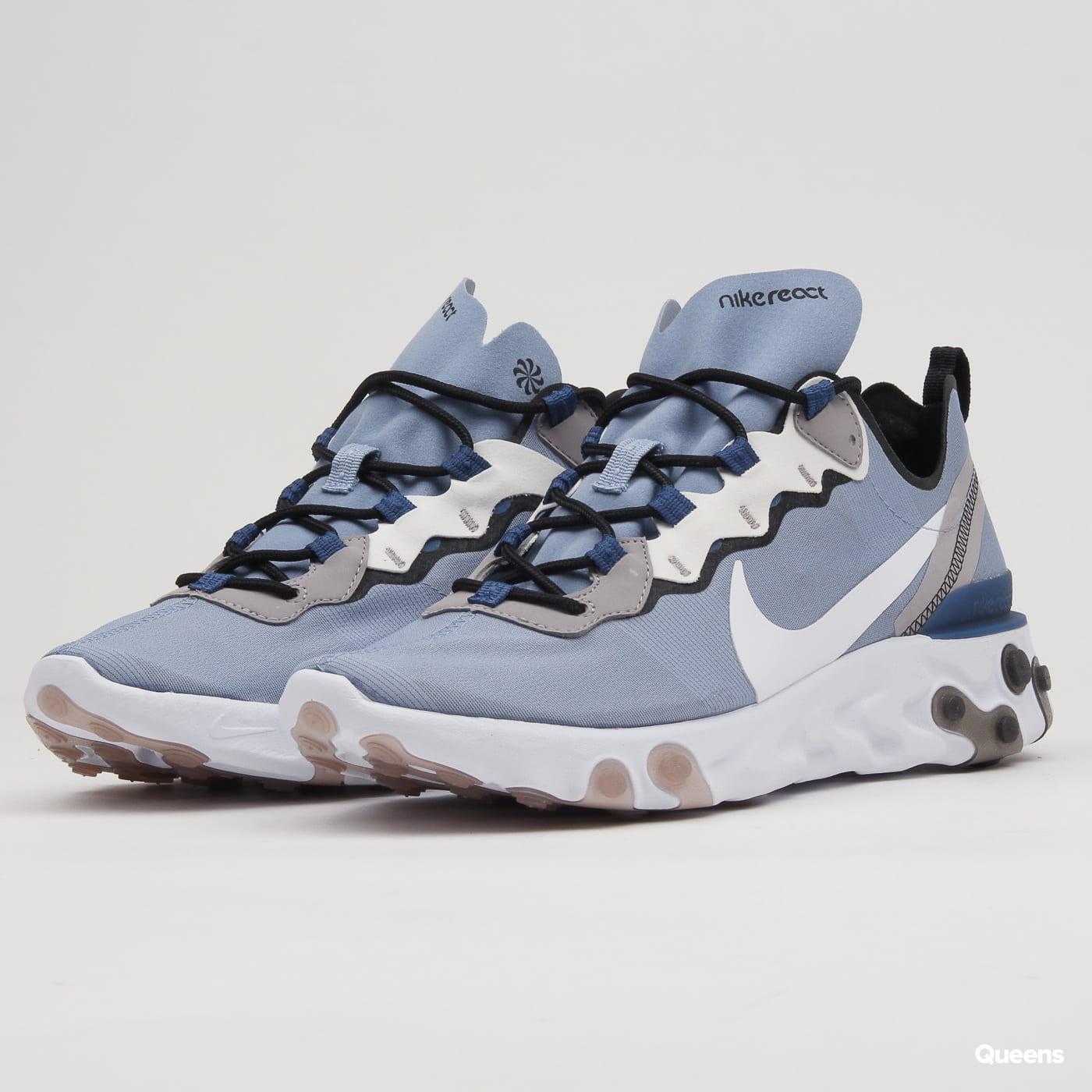 new concept 14922 967d0 Sneakers Nike React Element 55 (BQ6166-402)– Queens 💚
