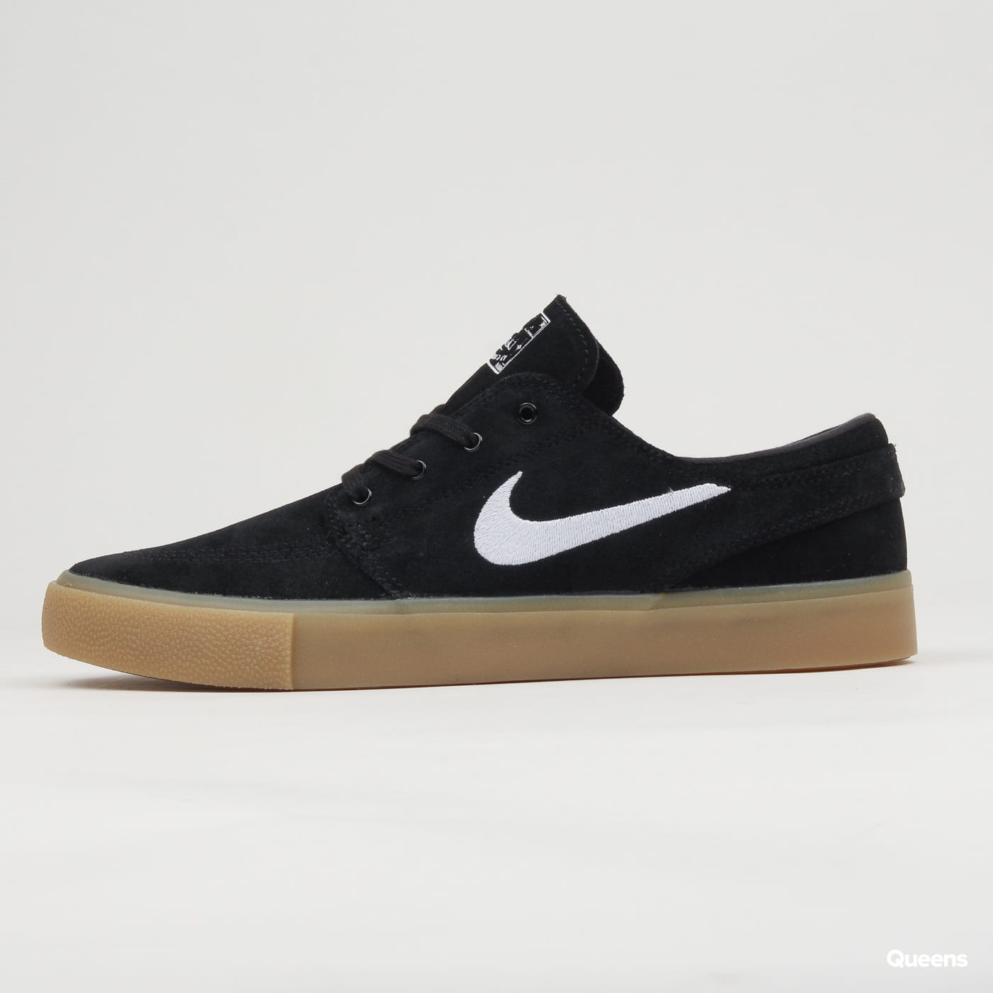 Nike SB Zoom Janoski RM black / white - black
