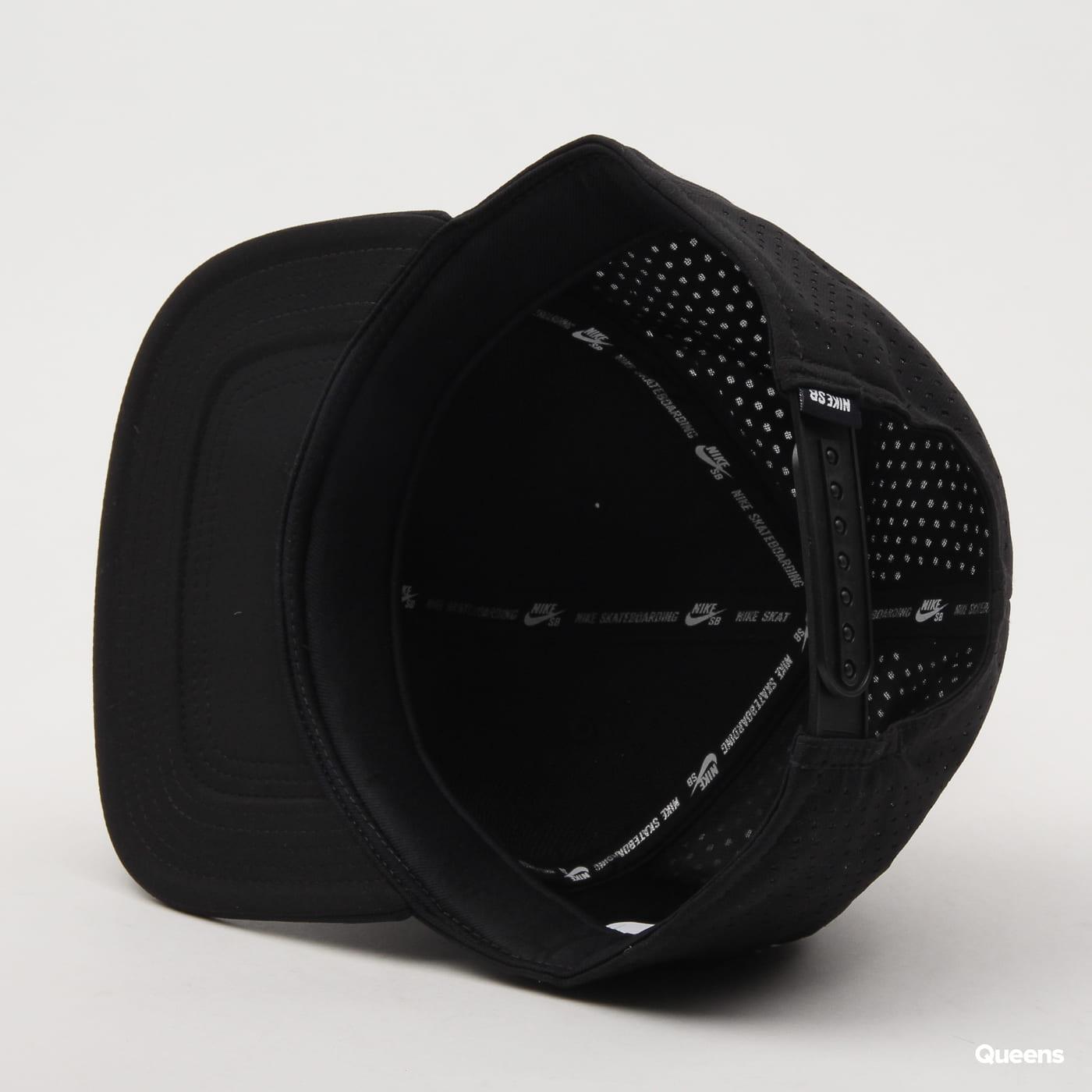 9ddf5b40f2219 Snapback Nike U NK Arobill Pro Cap 2.0 (BV2659-010)– Queens 💚