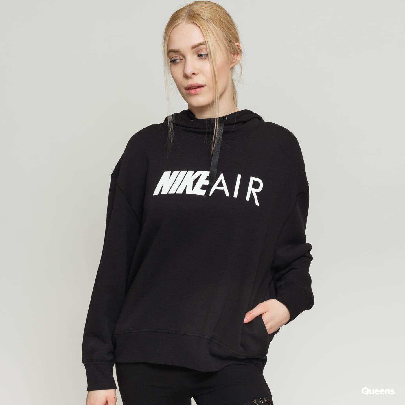 W Po Black Nsw Hoodie Nike Air w8OvnymN0P