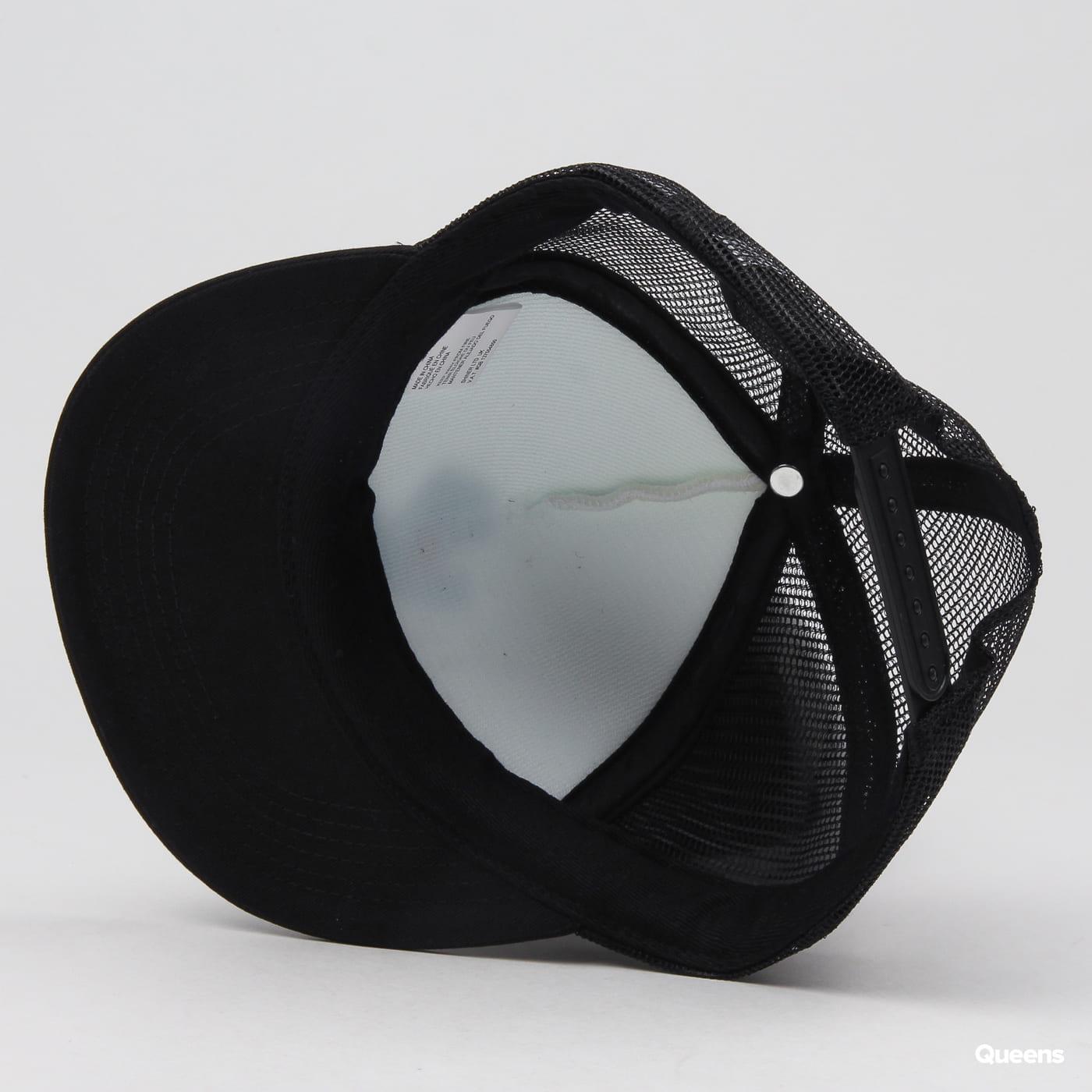Santa Cruz Classic Hand Mesh Cap black / white
