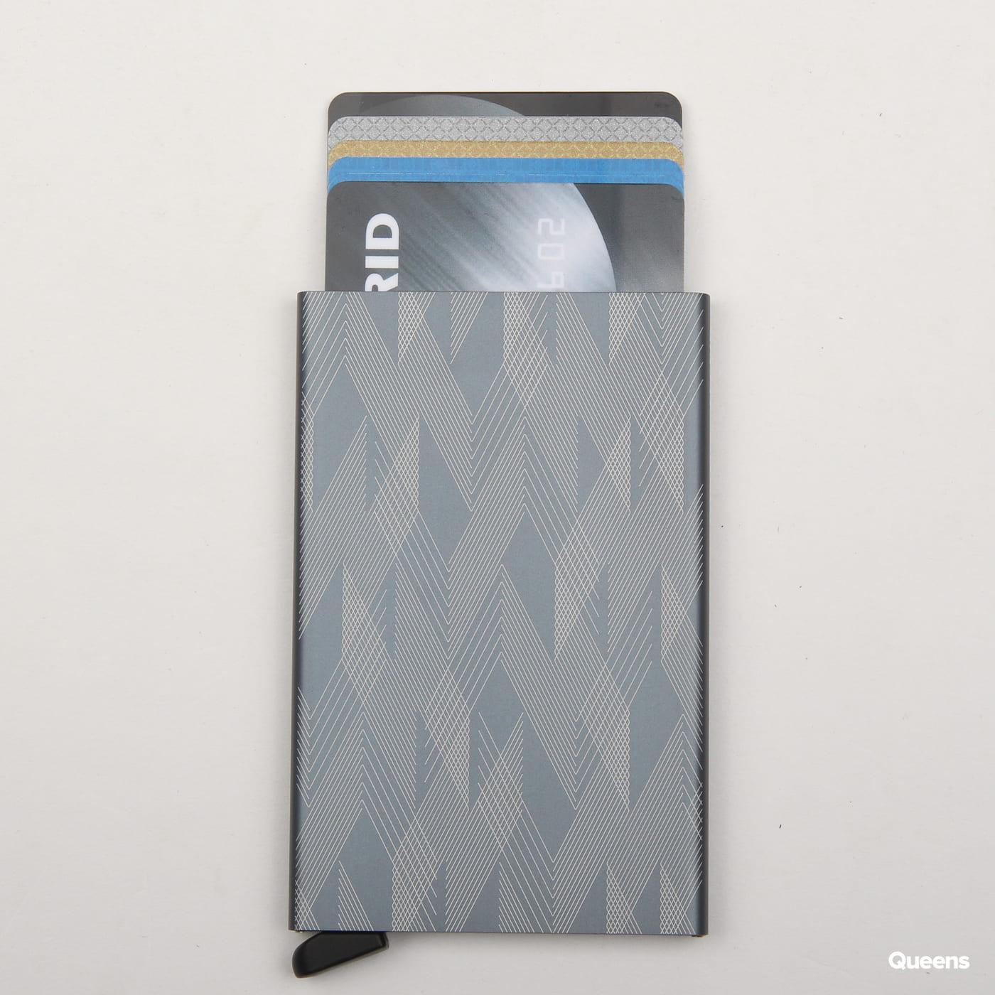 f18e3273766 Wallet SECRID Cardprotector Laser Zigzag (CLa-Zigzag Titanium)– Queens 💚