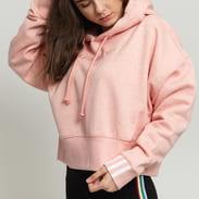 adidas Originals Coeeze Hododie melange růžová
