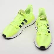 adidas Originals U_Patch Run hireye / conavy / ftwwht
