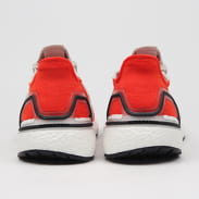 adidas Originals Ultraboost 19 raw white / ftwwht / active orange