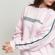Calvin Klein LS Sweatshirt světle růžová
