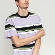 Carhartt WIP Ozark Tee fialové / multicolor