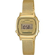Casio LA 670WEMY-9EF golden