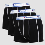 Champion 3 Pack Boxers černé