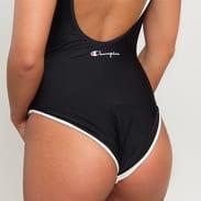 Champion Swimming Suit černé / bílé