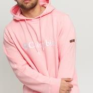 Columbia Basic Logo Hoodie růžová