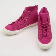 Converse Chuck Taylor All Star Hi active fuchsia / gold / egret