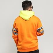 "Converse ""Mascot"" Pull Over Hoodie oranžová / žlutá"