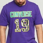 "Converse ""Mascot"" Tee fialové"