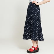 EDITED Dafne Skirt navy / bílá