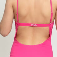 Fila W Saidi Bathing Suit dark pink