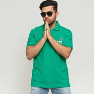 FRED PERRY Embroidered Shirt zelené