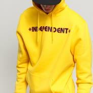 INDEPENDENT Bar Cross Hood žlutá
