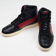 Jordan Air Jordan 1 High OG Defiant black / gym red - muslin
