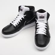 Jordan Air Jordan 1 Mid SE black / black - white