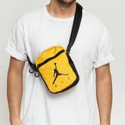 Jordan Jumpman Air Festival Bag gelb / schwarz