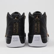 Jordan WMMS Air Jordan 12 Retro black / metallic gold - white