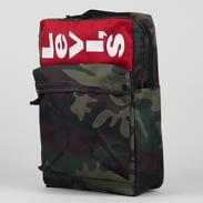 Levi's ® Backpack Printed Camo camo zelený