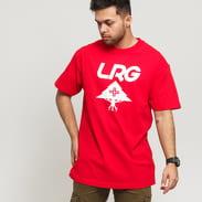 LRG Quick Core Tee červené