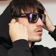 Mass DNM Icon Sunglasses černé / fialové