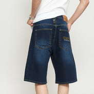 Mass DNM Shelter Shorts Jeans dark blue