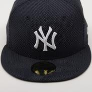New Era 5950 MLB Polkadot NY navy / bílá