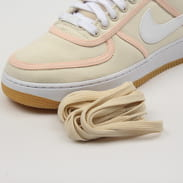 Nike Air Force 1 '07 Premium light cream / white - crimson tint
