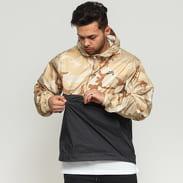 Nike SB Anorak Jacket Camo camo béžová / černá